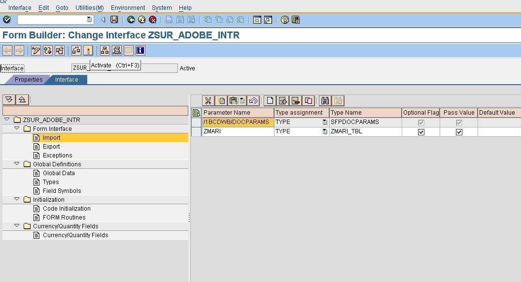 Call Adobe Form through ABAP Program - ABAP Development