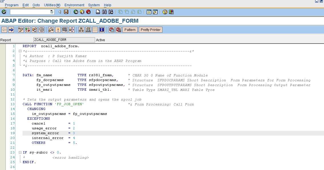 Sap tutorial convert spool request to pdf file using rstxpdft4.