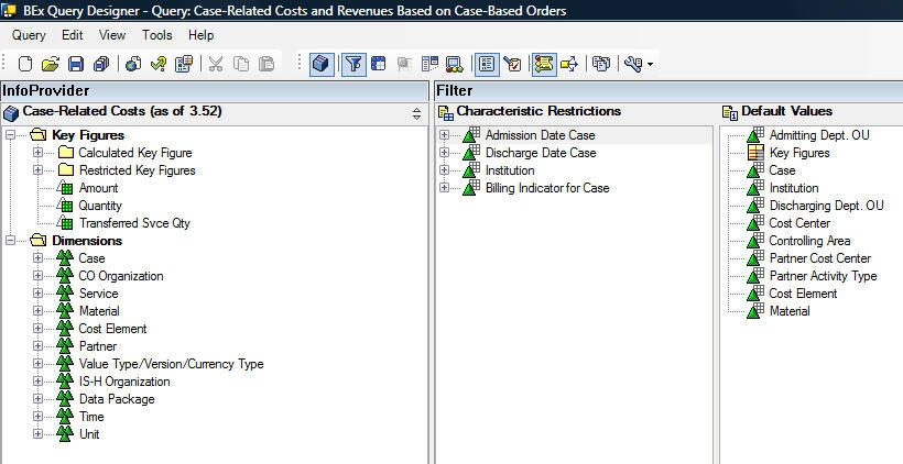 How-to-create Crystal reports based on existing BI queries