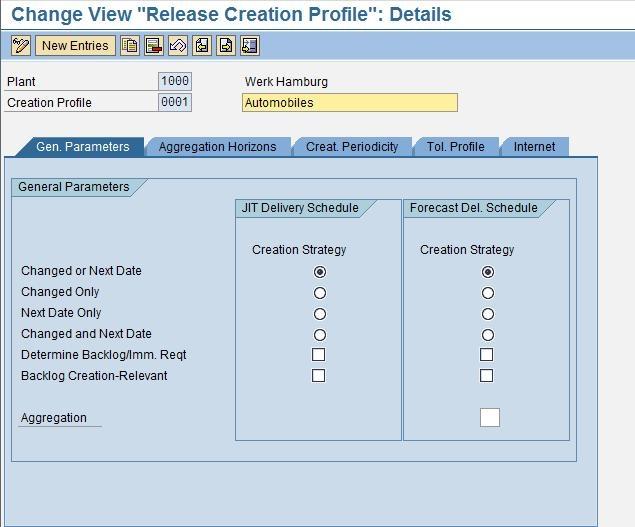Scheduling agreement release documentation - ERP SCM - SCN Wiki