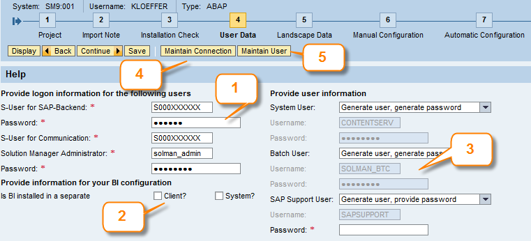 basic configuration sap solution manager setup scn wiki rh wiki scn sap com Solution Manager SAP Focused Build On Hana SAP Solution Manager