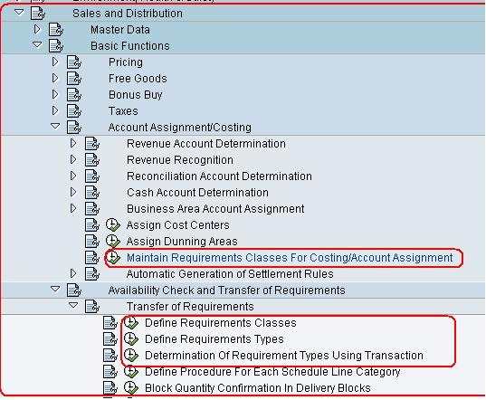 Assignment order wbs is not allowed