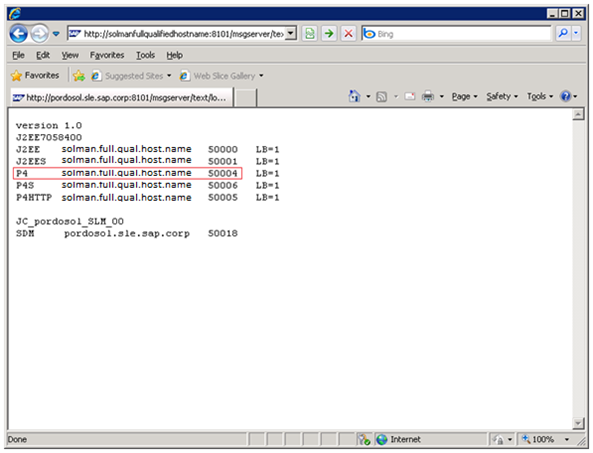 Diagnostics Agents - SAP Solution Manager Setup - SCN Wiki