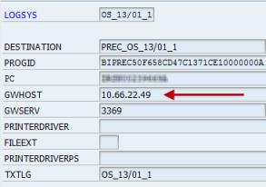 sap bw precalculation server