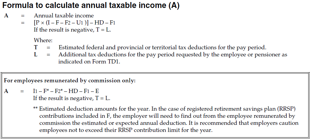 Federal Tax Calculation Erp Human Capital Management
