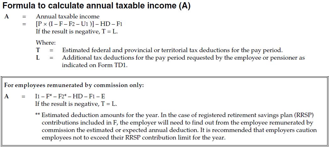 Federal Tax Calculation Erp Human Capital Management