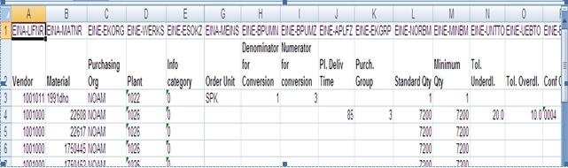 how to change create date of excel file