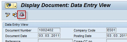Clearing Document With Document Status A Has No Line
