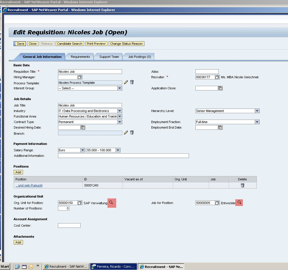 EhP5 functionalities  ERP Human Capital Management  SCN Wiki