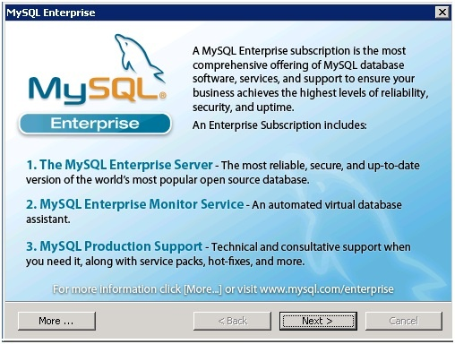 How to Install and Configure a MySQL Database for BI