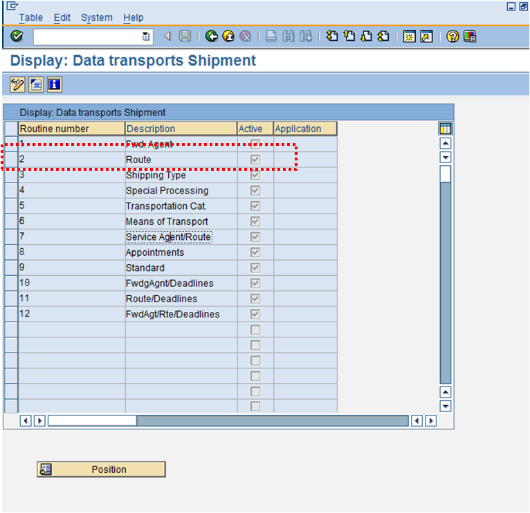 Basic Functions - Customizing - ERP SCM - SCN Wiki
