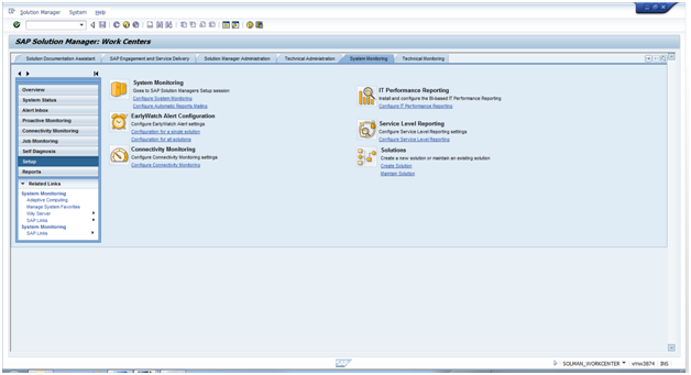 ewa configuration in solution manager 7.1 pdf
