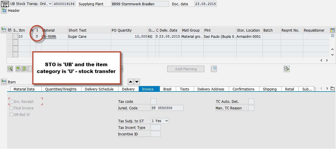 How to create stock transfer order in sap mm