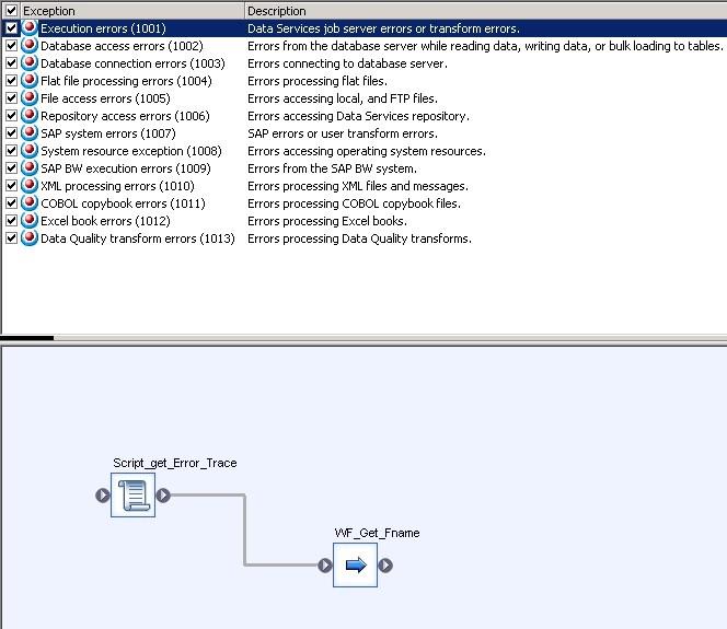 Error Log: Loading Log Files (Error, Trace, Monitor) Into A Table