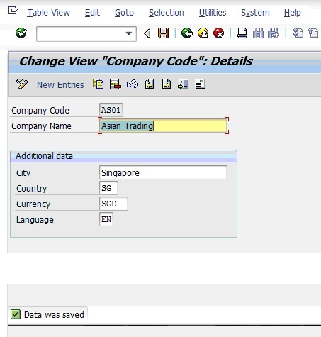company and company code creation and assigning erp human rh wiki scn sap com SAP T Codes by Module SAP General Ledger Codes for T