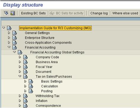 taxes basic settings erp financials scn wiki rh wiki scn sap com sap r 3 tax interface configuration guide sap r 3 tax interface configuration guide