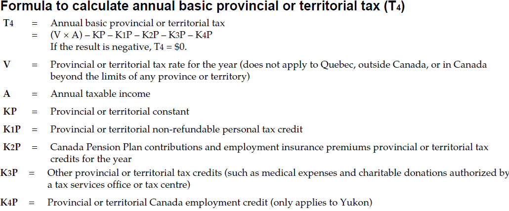 provincial tax calculation erp human capital management scn wiki