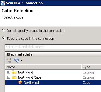 Microsoft SQL Server Analysis Services (SSAS) OLAP