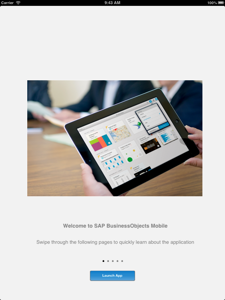 Connecting SAP BusinessObjects Mobile to your SAP