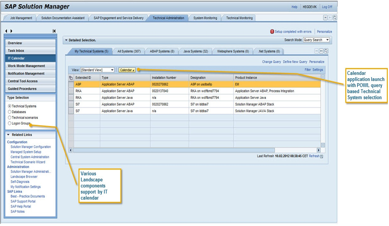 Factory Calendar Sales Organization Sap : Techadm it calendar faq technical operations scn wiki