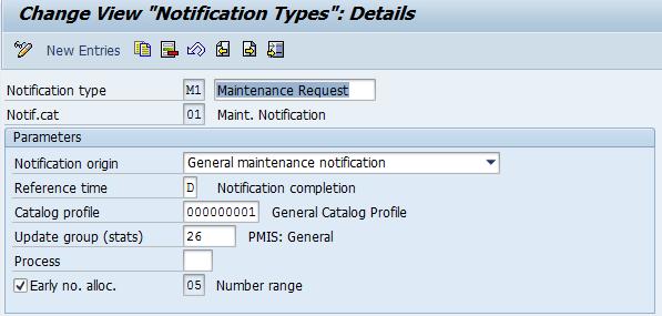 Maintenance Request - SAP Enterprise Asset Management (Plant ...