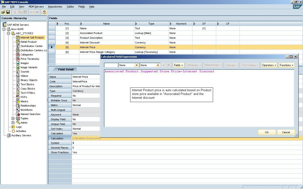 Multi Channel Enablement using SAP MDM - SAP Master Data ...