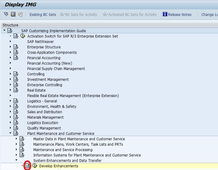 sap maintenance planner user guide