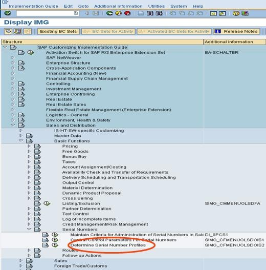 Serial Number Handling In SAP Quality Management