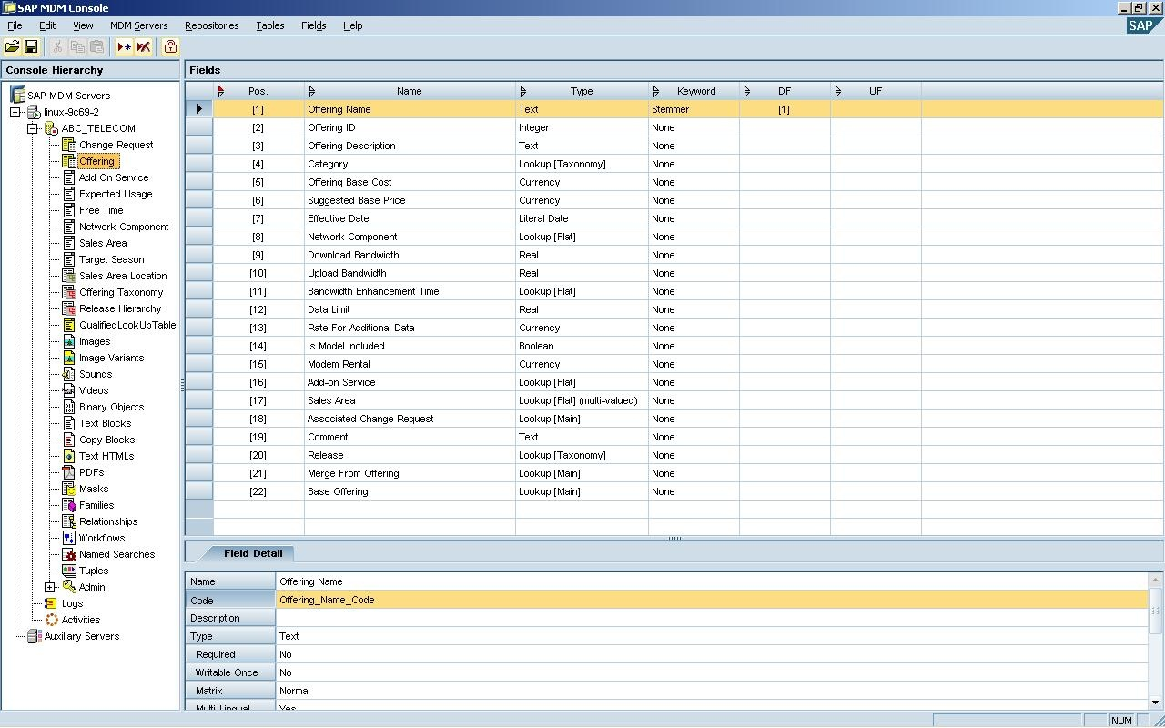 Release Management supported by SAP MDM - SAP Master Data ...