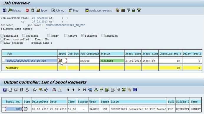 Creating or Converting Large PDF Files - ABAP Development