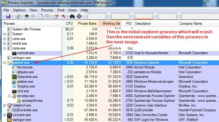 how to set between date on windows 7 explorer