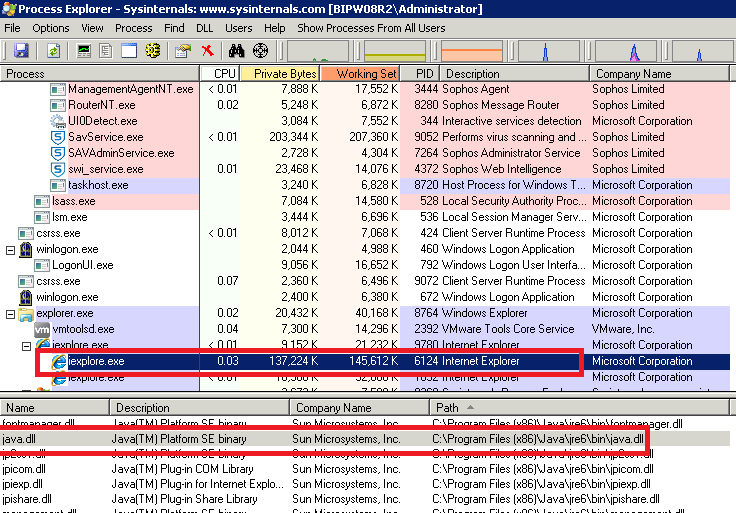 Tips for Fine Tuning Performance of the Webi Applet Interface (Java