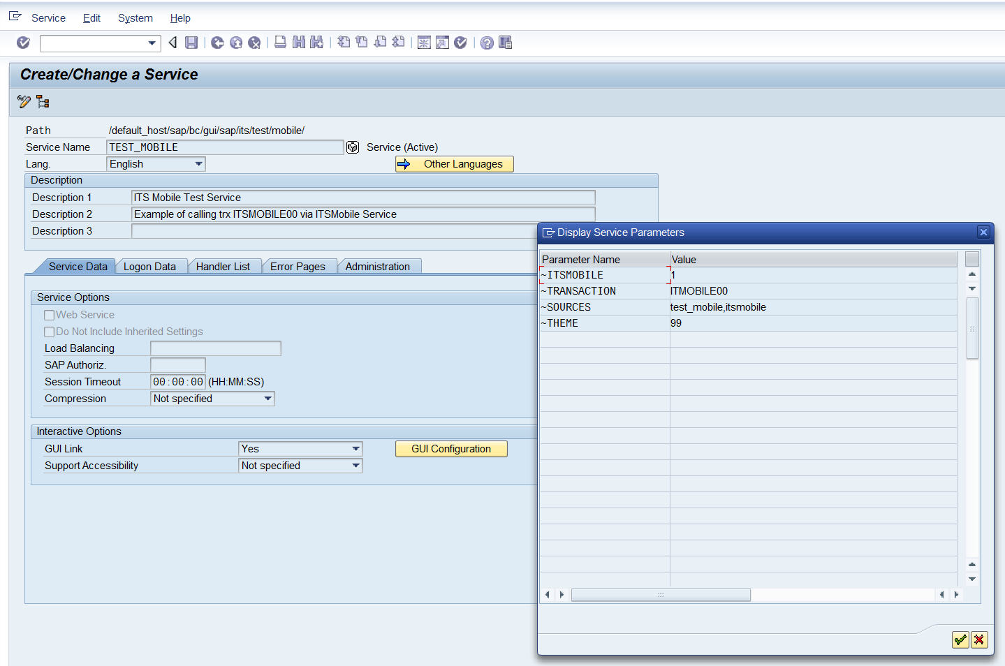 ITSmobile Visual Editor - Wiki - SCN Wiki