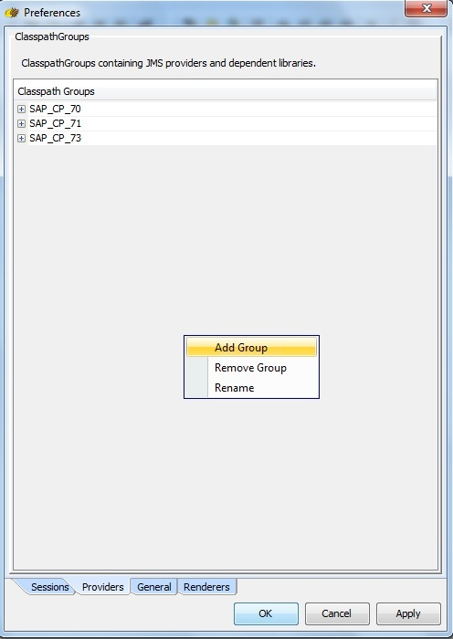 HowTo: Connect to SAP JMS Provider with HERMES - Process Integration
