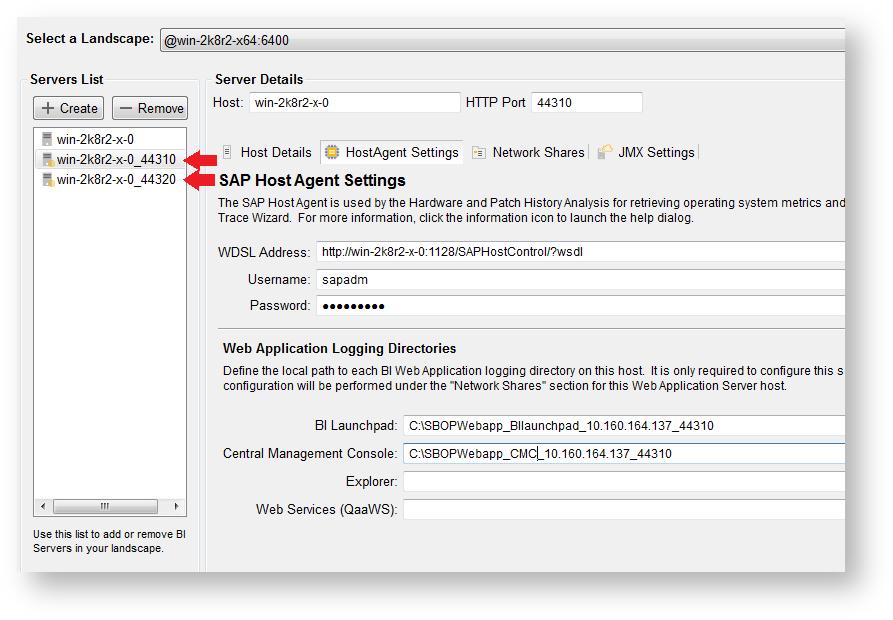 SAP BI Platform Support Tool - Business Intelligence