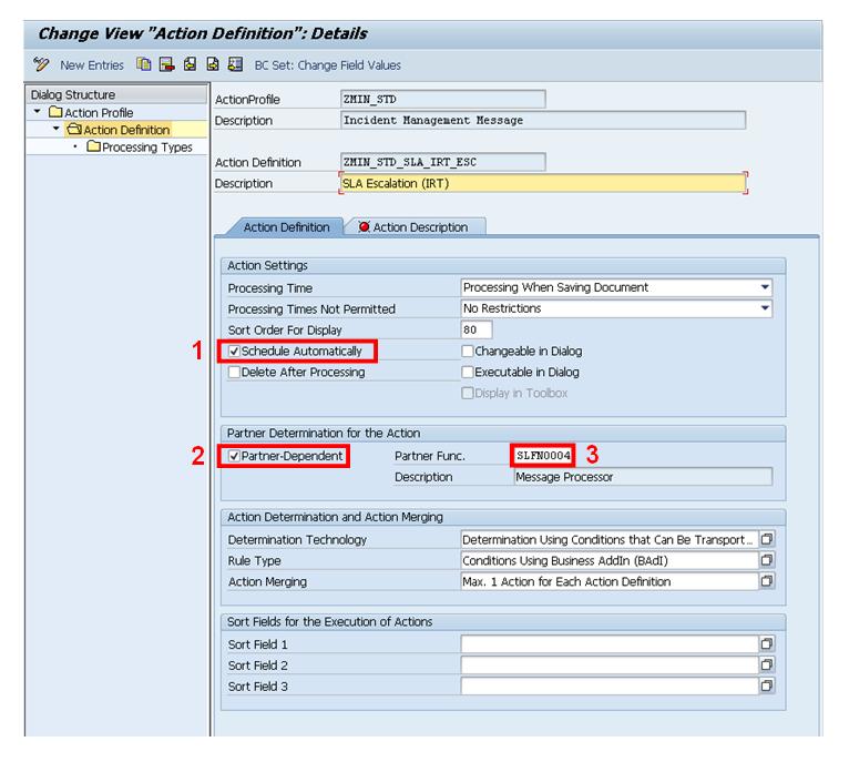 Sla Management Sap It Service Management On Sap Solution Manager