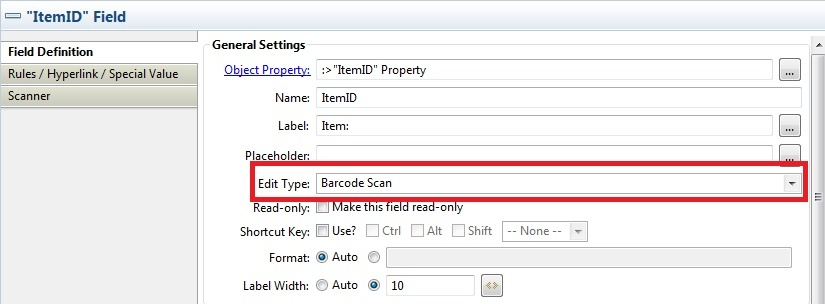 2D Barcode Scanning - SAP Mobility - SCN Wiki