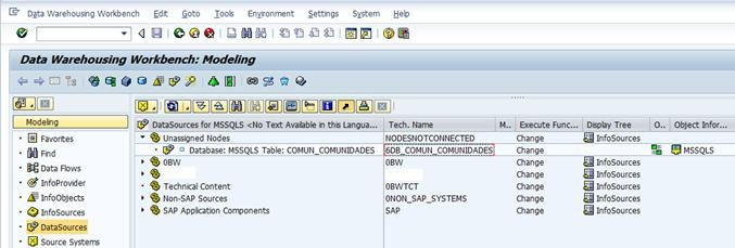 how to create datasource in sap bw