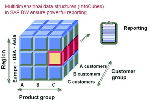 infocubes in sap bi pdf