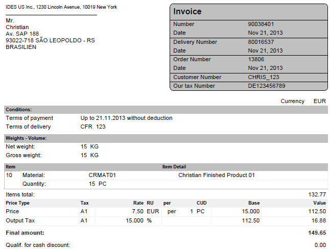 erp sd invoice lists erp sd scn wiki