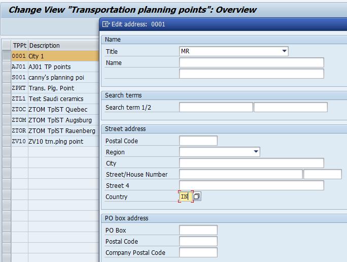 Overview On Le Transportation Erp Scm Community Wiki