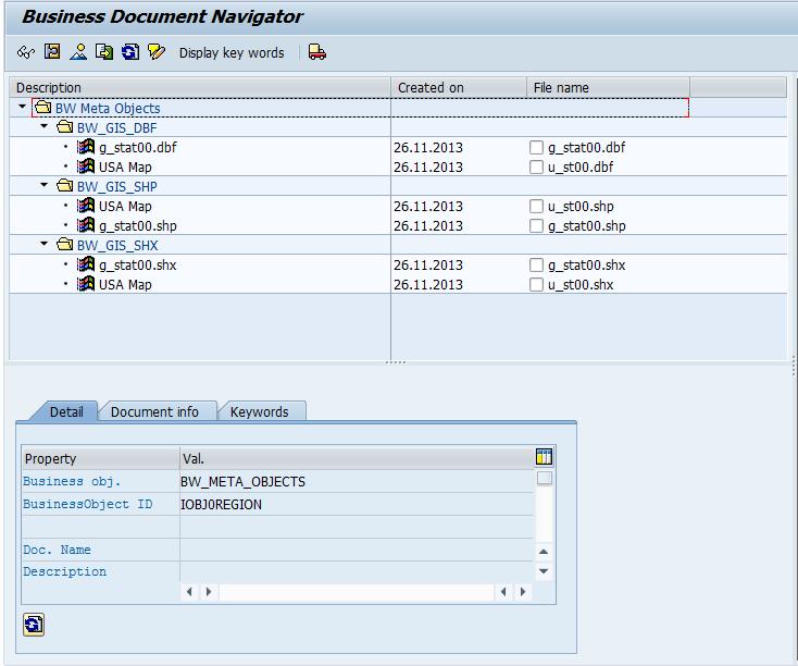 Maps in BW BEx 3 X - SAP NetWeaver Business Warehouse - SCN Wiki