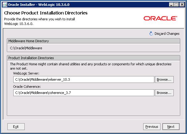 How to Set Up Oracle Weblogic Application Server for SAP