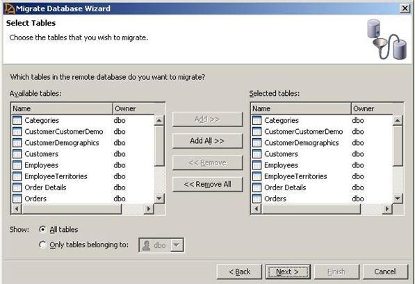 Migrating a SQL Server Database to SQL Anywhere - SAP SQL Anywhere