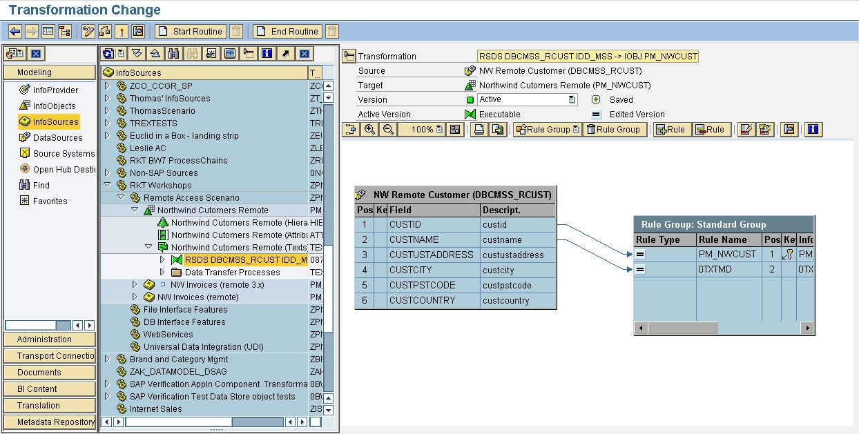 Connectivity - BI-MDM Integration - SAP Master Data Management ...