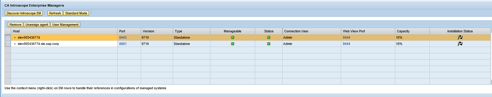 Ssl Communication For Introscope Enterprise Manager Technical