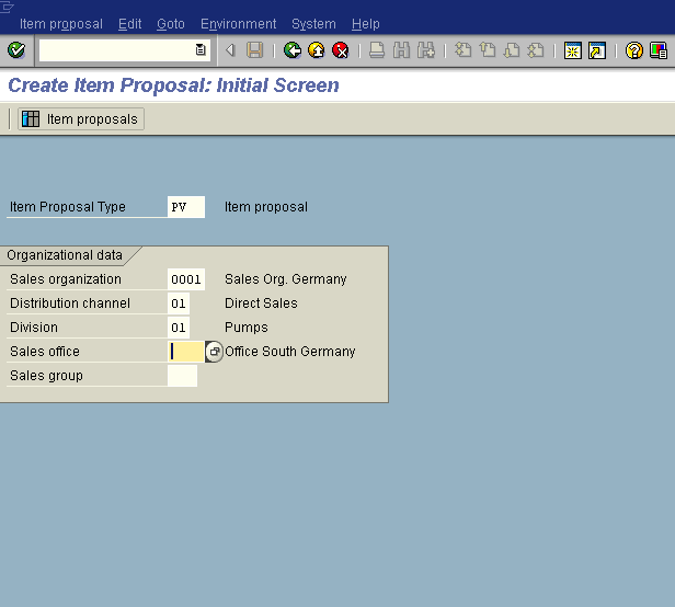 Product Proposal - ERP SD - SCN Wiki