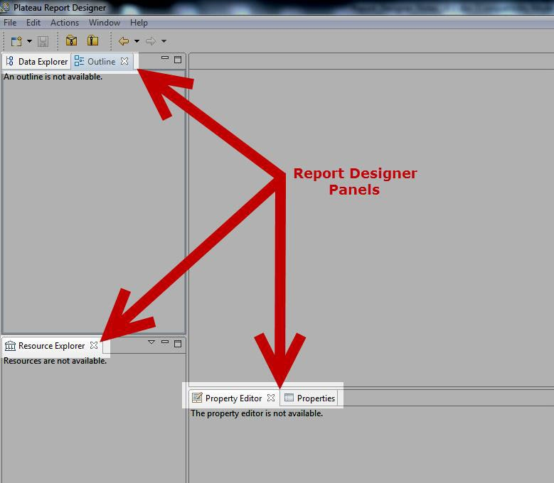 Using plateau report designer sap successfactors scn wiki for Plateau report designer