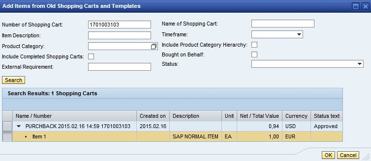 How to check html response from Catalog during item