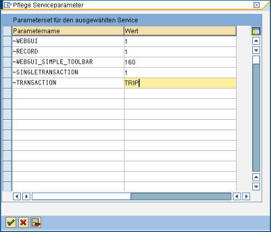 Article - Employ SAP GUI for HTML instead of an Internet